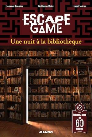 EscapeGame: UneNuit àla Bibliothèque