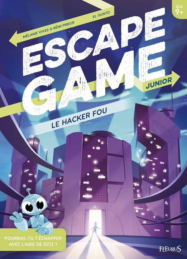 EscapeGame Junior: LeHackerFou