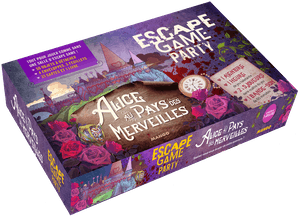 Escape Game Party : Alice au Pays des Merveilles