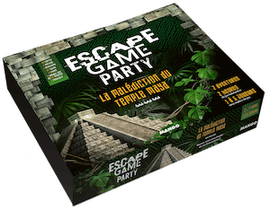 Escape Game Party : La Malédiction du Temple Maya