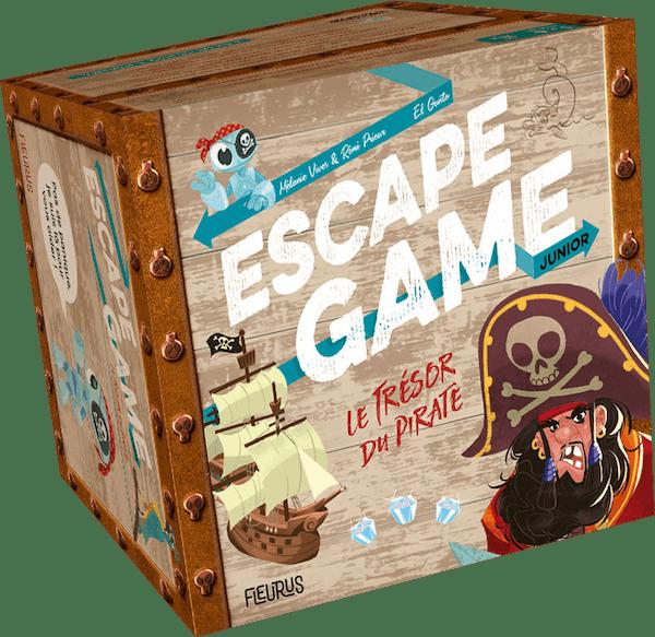 EscapeGame Junior: LeTrésor duPirate