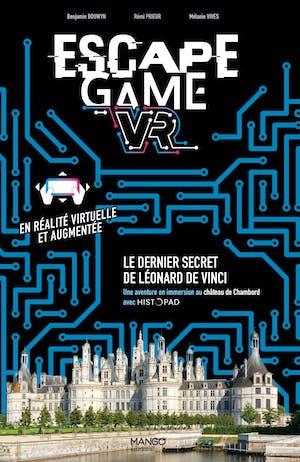 Escape Game VR : Le dernier secret de Léonard de Vinci