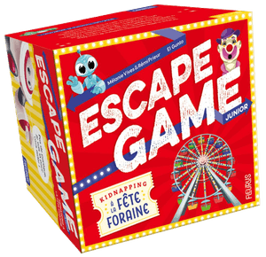 EscapeGame Junior: Kidnapping à la fête foraine